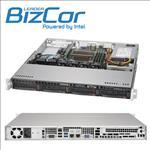 BizCor, 1RU, Server, Intel, Xeon, E3-1225V6, 16GB, DDR4, 1, x, 2TB, 3.5, Disk, 150GB, NVME, M.2, 4, x, 3.5, HS, Disk, Bays, 350w, Po,
