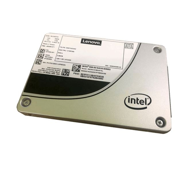 2.5in, S4510, 480GB, EN, SATA, Solid, State, Drive, (SSD),