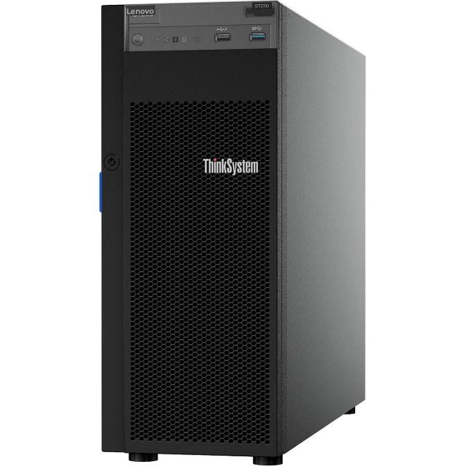 ThinkSystem, ST250, 1xIntel, Xeon, E-2246G,