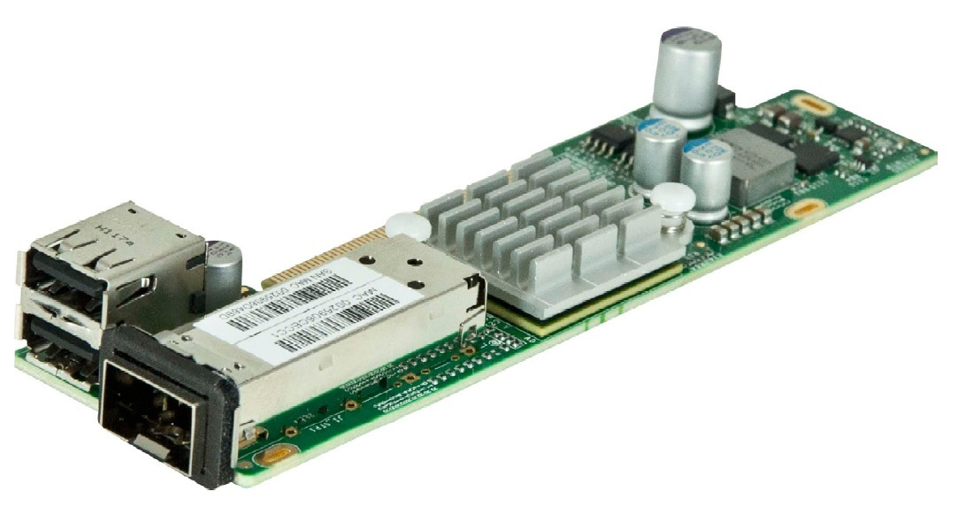 SuperMicro, 1Pt, 10GB, SFP, Adapte, LC, Fibre, &, Twin, Axial, Connect,