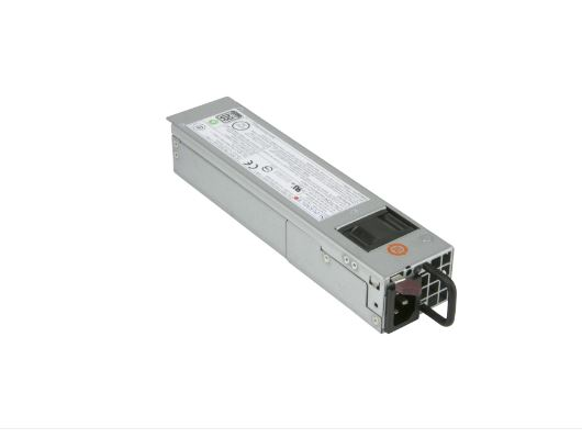 Supermicro, 400W, 1U, Redundant, Power, Supply, (PWS-407P-1R),