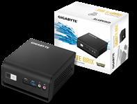 Gigabyte, Brix, NUC, Ultra, Compact, Barebone, Mini, PC, Intel, Celeron, J4105, 2.5GHz, 0.67L, M.2, 2.5, SSD, DDR4, SODIMM, 2xHDMI, 4K, WiF,