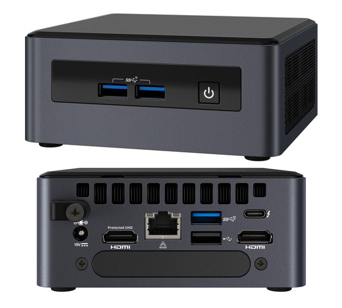 INTEL, NUC, MINI, PC, KIT, i5-8365U, DDR4(0/2), M.2(0/1), 2.5(0/1), WL-AC, vPRO, NO, PWR, CORD, 3YR,