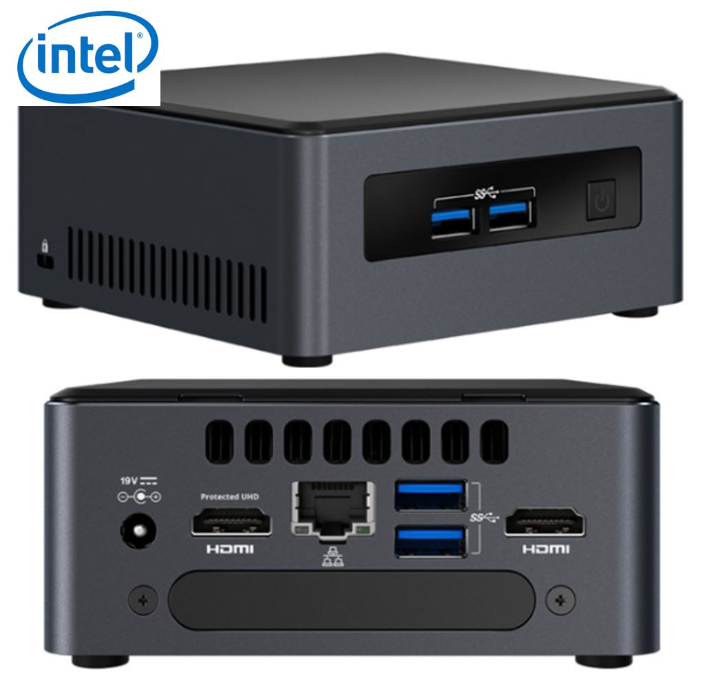 Intel, NUC, I5-7300U, TALL, VPRO, TPM, MINI, PC,