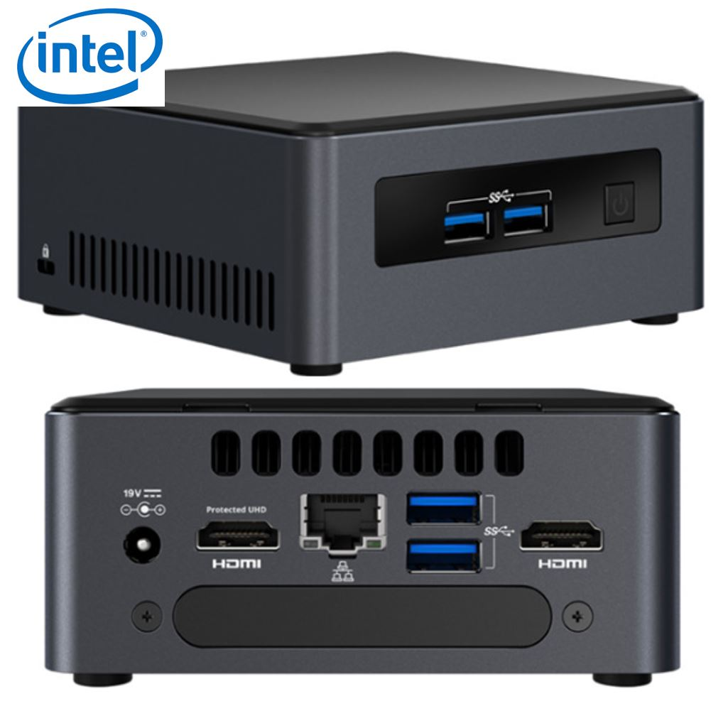 Intel, NUC, I7-8650U, TALL, 2.5IN, VPRO, TPM, MINI, PC,