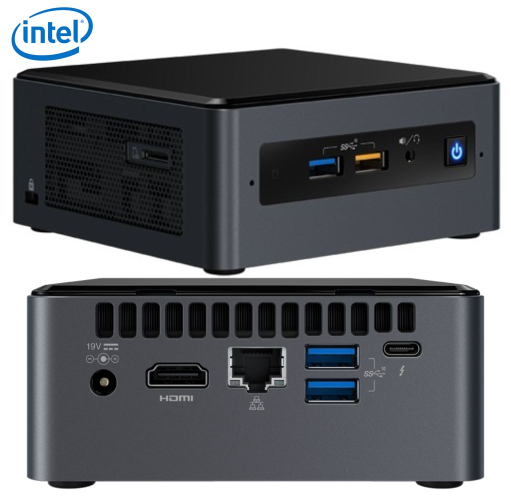Intel, NUC, BABY, CANYON, NUC7i7BNH, 2.5in,