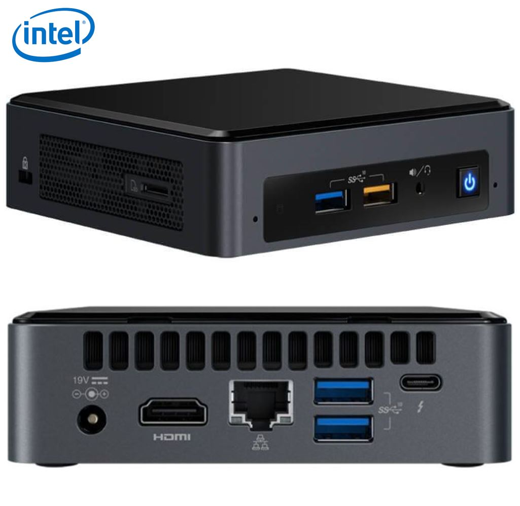 Intel, NUC, BEAN, CANYON, NUC8I5BEK,