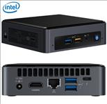 Intel, NUC, mini, PC, i5-8259U, 3.8GHz, 2xDDR4, SODIMM, M.2, SATA/PCIe, SSD, HDMI, USB-C, (DP1.2), 3xDisplays, GbE, LAN, WiFi, BT, 6xUSB, DS,