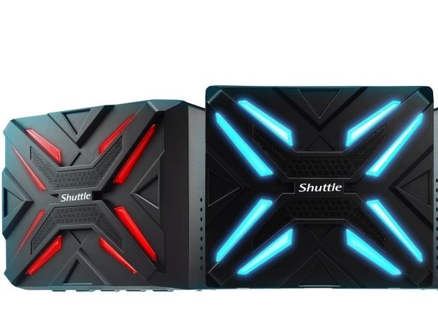 Shuttle, SZ270R9, XPC, Cube, -, 4K, UHD, 3xDisplays, Z270, LGA1151, 4xDDR4, HDM, 2xDP, 1xPCIex16, 2xM.2, 4x3.5, HDD, RAID, Dual, Intel, GbE,