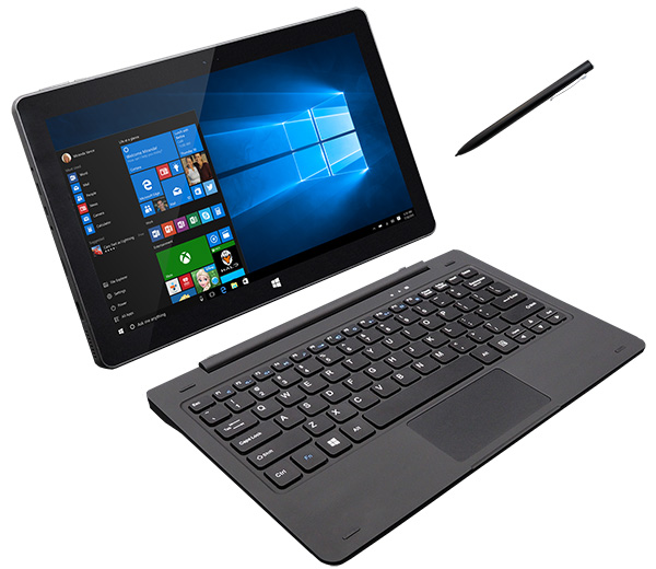 Leader, Tablet, 12W2PRO, 11.6, Full, HD, Intel, Celeron, 4GB, 64GB, Storage, Touch, Inking, (Pen), Window, 10, Professional, Ons,