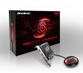 Avermedia, C985, Gamer, Capture, Card, Captures, 1080p, @, 60, HD, (LS),