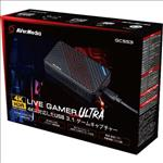 AVerMedia, GC553, Live, Gamer, Ultra, 4K, Recording, Edit, Capture., and, Record, 4k, @, 30fps., 240, Hz, refresh, rate., HDR, Support.,