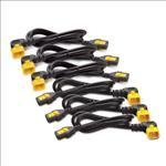Apc, Power, Cord, Kit, (6, ea)., Locking., C13, to, C,