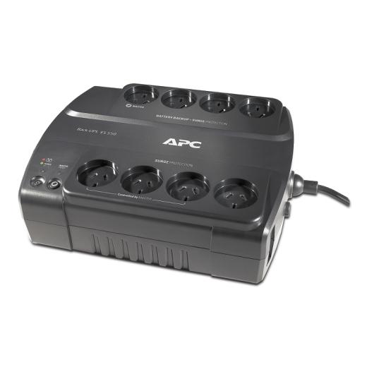 Apc, BACK-UPS, ES, 8, OUTLET, 550VA, 230V,