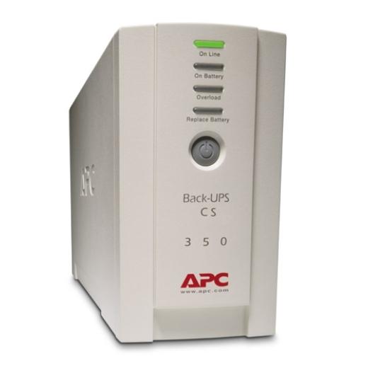 Apc, BACK-UPS, CS, 350, USB/SERIAL,