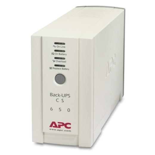Apc, BACK-UPS, CS, 650VA, 230V,