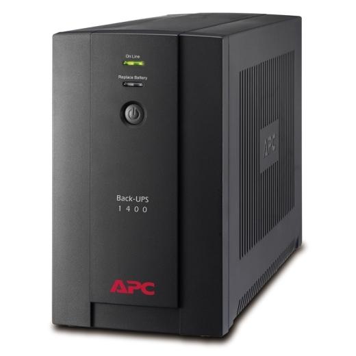 APC, BACK-UPS, 1400VA, 230V, AVR, AU, SOCKE,