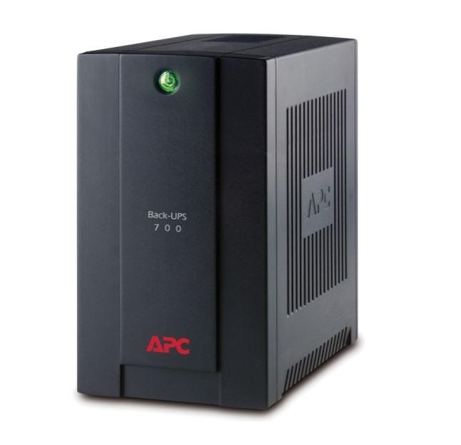 APC, BACK-UPS, 700VA, 230V, AVR, AU, SOCKE.,