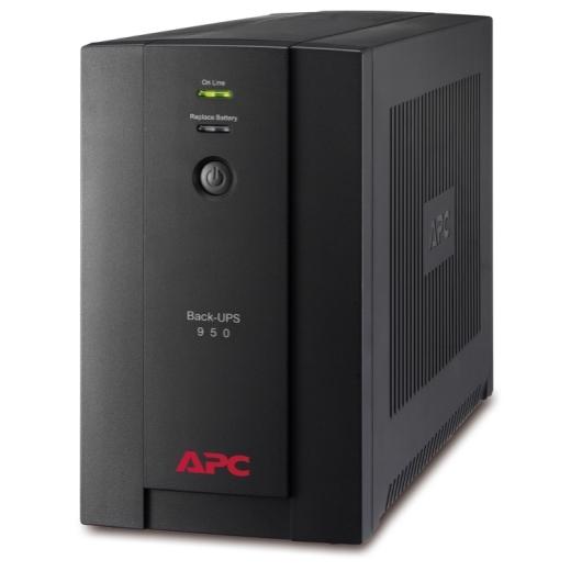 APC, BACK-UPS, 950VA, 230V, AVR, AU, SOCKET,
