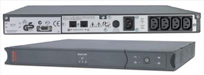 Apc, SMART-UPS, SC, 450VA, 230V, -,