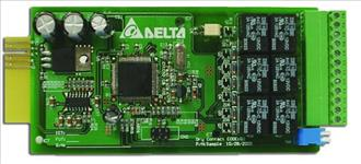 Delta, Relay, I/O, card, for, Delta, UPS,