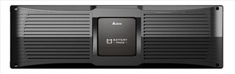 Delta, RT, -Series, 2kVA, external, battery, module, (2U),