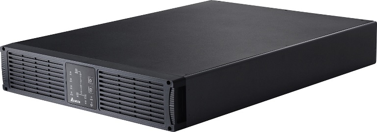 Delta, M-Series, 2kVA/1.8kW, Line-Interactive, UPS(2U), with, 12V7Ahx6pcs, battery, ≥4, minutes, Backup, time,