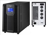 FSP, Champ, 3000VA, /, 2700W, Online, UPS, /Smart, RS-232/USB/SNMP., Requires, 15AMP, Wall, Socket, to, support, large, ground, pin., (LS),