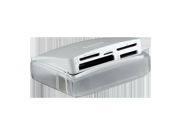 Lexar, External, 25-in-1, USB, 3.0, Multi, Card, Reader, -, Fast, Transfers, 500MBs, Read,