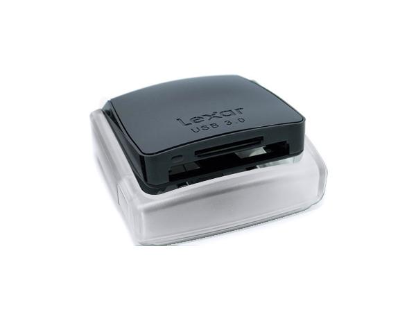 Lexar, Professional, USB, 3.0, Dual-Slot, Reader,