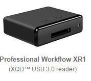 Lexar, WorkFlowXQD, Module, USB3.0, Work, with, HR1, and, HR2, (LS),