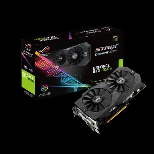 Asus, NVIDIA, GEFORCEGTX1050TI, PCI3.0, 4BG, GDDR5,