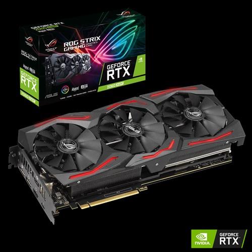 Asus, ROG-STRIX-RTX2060S-A8G-GAMING, VGA,