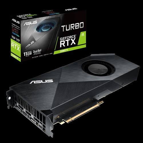 Asus, TURBO-RTX2080TI-11G, VGA,