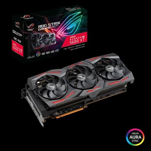 Asus, ROG-STRIX-RX5600XT-O6G-GAMING, VGA,