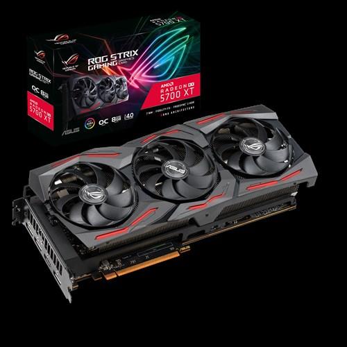 Asus, ROG-STRIX-RX5700XT-O8G-GAMING, VGA,