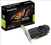 Gigabyte, nVidia, GeForce, GTX, 1050, Ti, OC, 4GB, Low, Profile, PCIe, Video, Card, 8K, @, 60Hz, DP, 2xHDMI, DVI, 4xDisplays, 1442/1417, MHz,