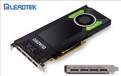 NVidia, Quadro, P4000, PCIe, Workstation, Card, 8GB, DDR5, 4xDP, (Leadtek, OEM),