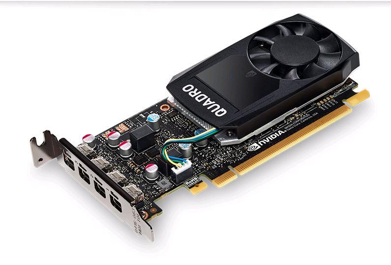 Leadtek, nVidia, Quadro, P620, PCIe, Workstation, Card, 2GB, DDR5, 4xmDP1.4, 4K, 4x5120x2880@60Hz, 128-Bit, 80GB/s, 512, Cuda, Single, Sl,