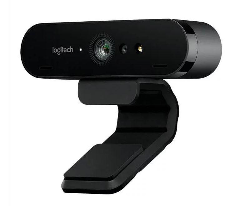 Logitech, BRIO, 4K, Ultra, HD, webcam,