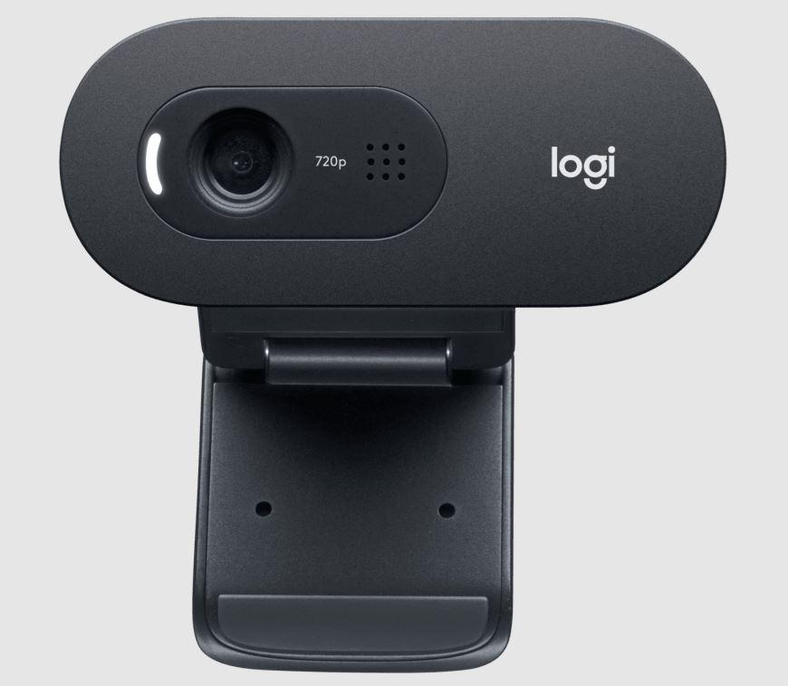 Logitech, C505E, -, BLK, -, WW,