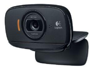 Logitech, C525, 8MP, Webcam, 720p/Pan/Tilt/Zoom/AutoFocus, 960-000717, ~, 960-000719,