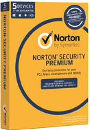 Norton, Security, Premium, OEM, 5, Device, 1, Year,