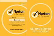 Norton, Security, Standard, 3.0, OEM, 2, Device, 1, Year,