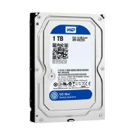 "WD, HDD, 3.5"", Internal, SATA, Blue, 1TB, 7200RPM, 64MB, 2, Year, Warranty,"
