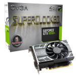 EVGA, GeForce, GTX1050, Ti, SC, Gaming, Graphics, Card, 4GB, GDDR5, PCIE, Full, Height, ACX, 2.0, (Single, Fan), DVI-D, DP, HDMI, Ma,