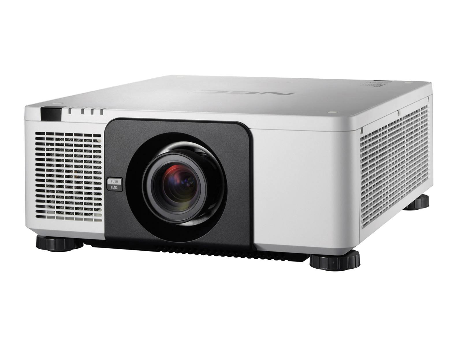 NEC, PX1004UL, DLP, Laser, Projector/, WUXGA/, 10000ANSI/, 10000:1/, HDMI/, 20W, x1/, HDBaseT, /, Optional, lens,