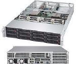 SUPERMICRO, SYS-6029U-E1CRT, 1U, 1, Silver, 4114, 10C/20T, 2.2G, 64GB, Rack,