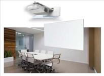 Projection, Porcelain, Whiteboard, 111, (2.44m, *, 1.42m), Wide, 16:10, format,